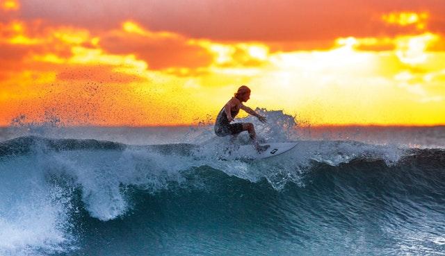 Bewegung und Stille sind wie Feuer und Wasser … Oder?