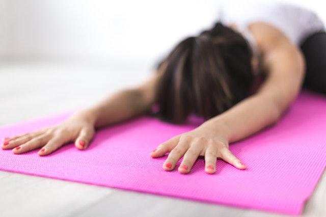 Faszien Yoga  – mit Annette immer dienstags 19:30 Uhr